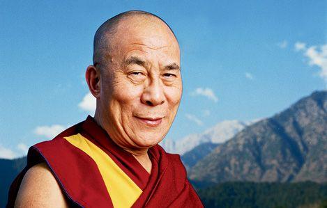 Dalai Lama apare intr-o sesiune QHHT – 2